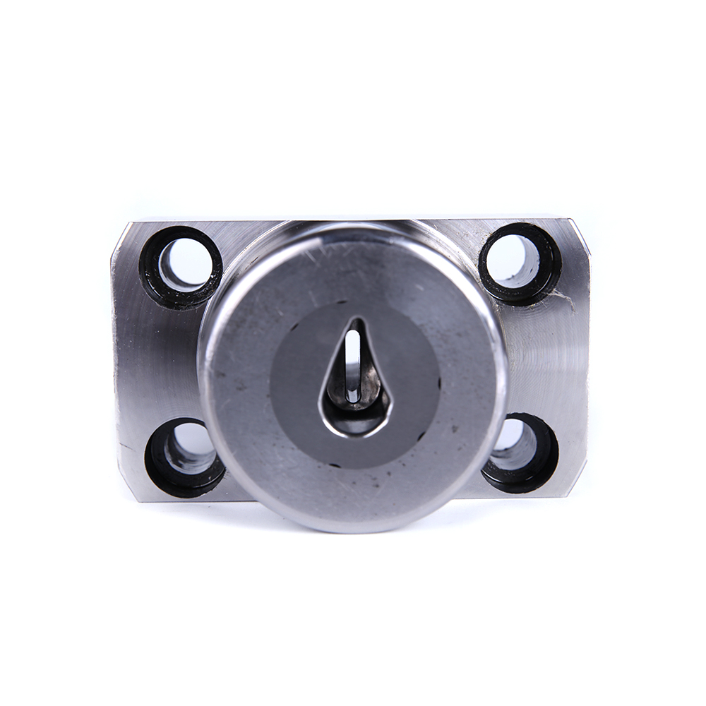 Non-standard special-shaped water drop mould